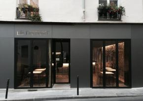 Restaurant Le Distrait